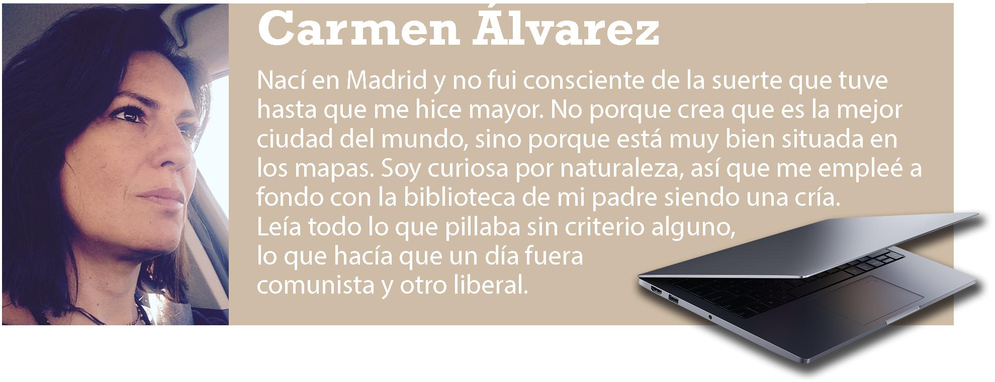 Autor - Carmen Álvarez