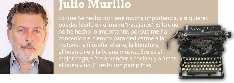 Autor- Julio Murillo