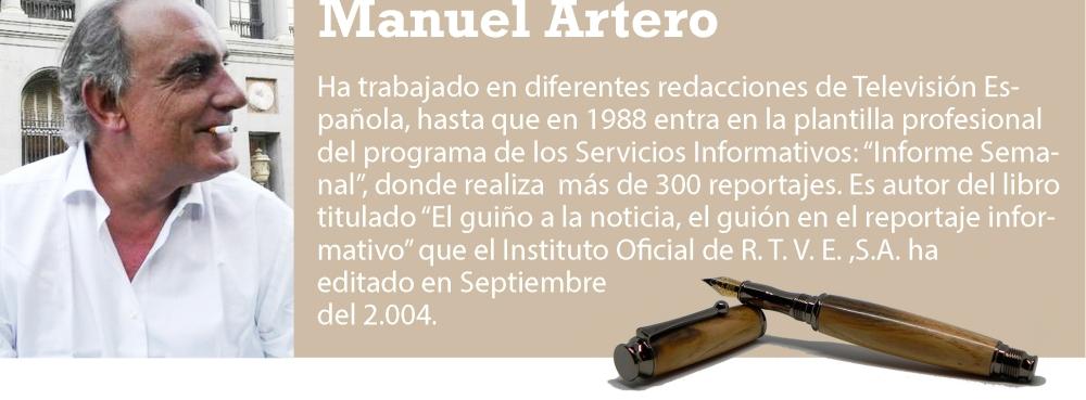 Autor- Manuel Artero