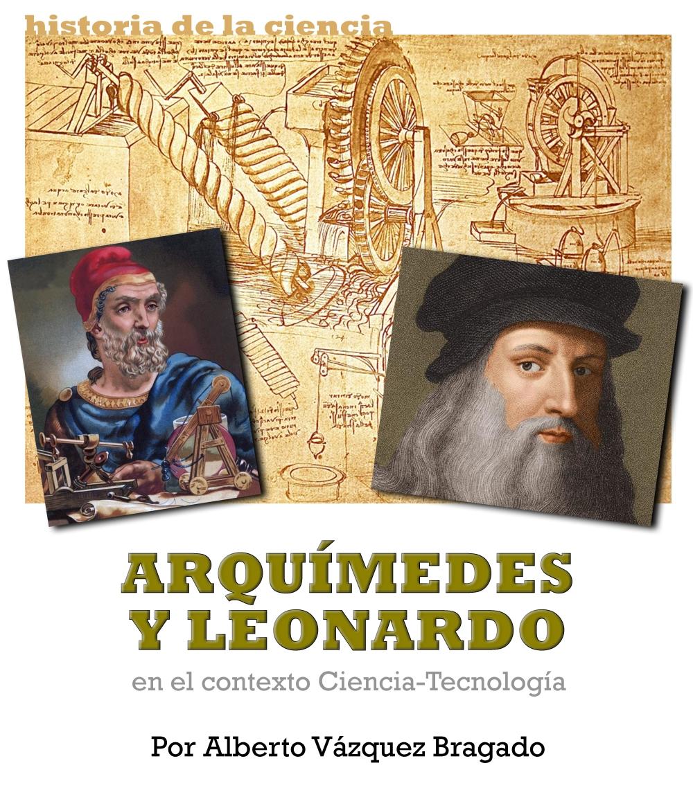Arquímedes Leonardo Interior