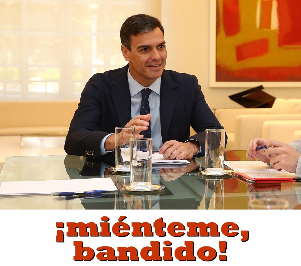 Sánchez, principal interior