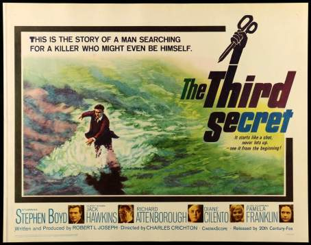 third_secret_1964_original_film_art_2000x