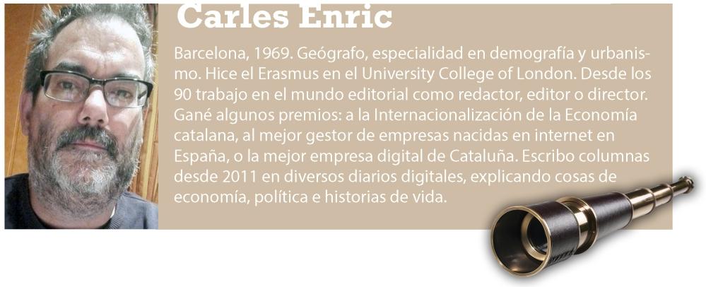 Carles Enric-ficha personal