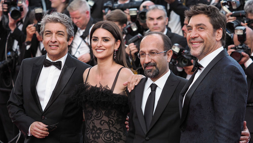 "(SPLASH) ""Everybody Knows (Todos Lo Saben)"" & Opening Gala Red Carpet Arrivals - The 71st Annual Cannes Film Festival"