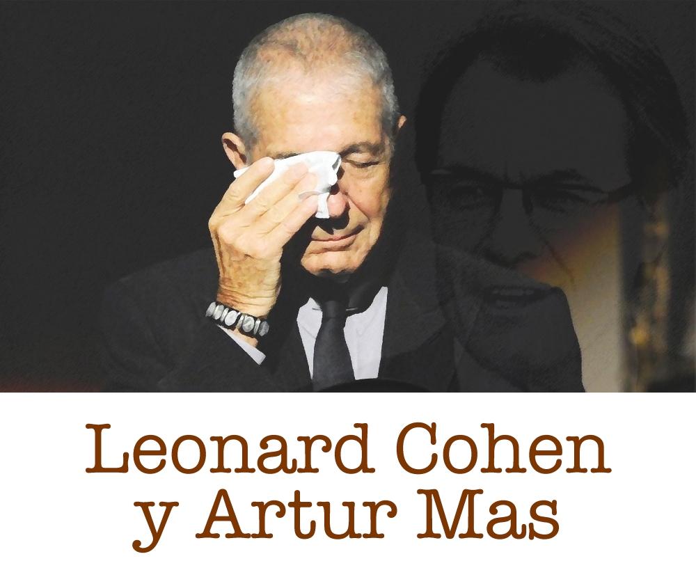 Leonard Cohen-interior