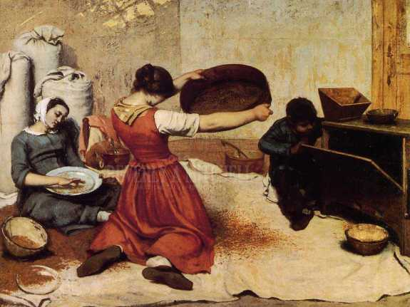 the-grain-sifters_gustave-courbet-1