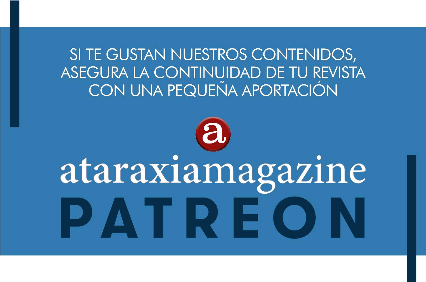 anuncio Ataraxia-Patreon