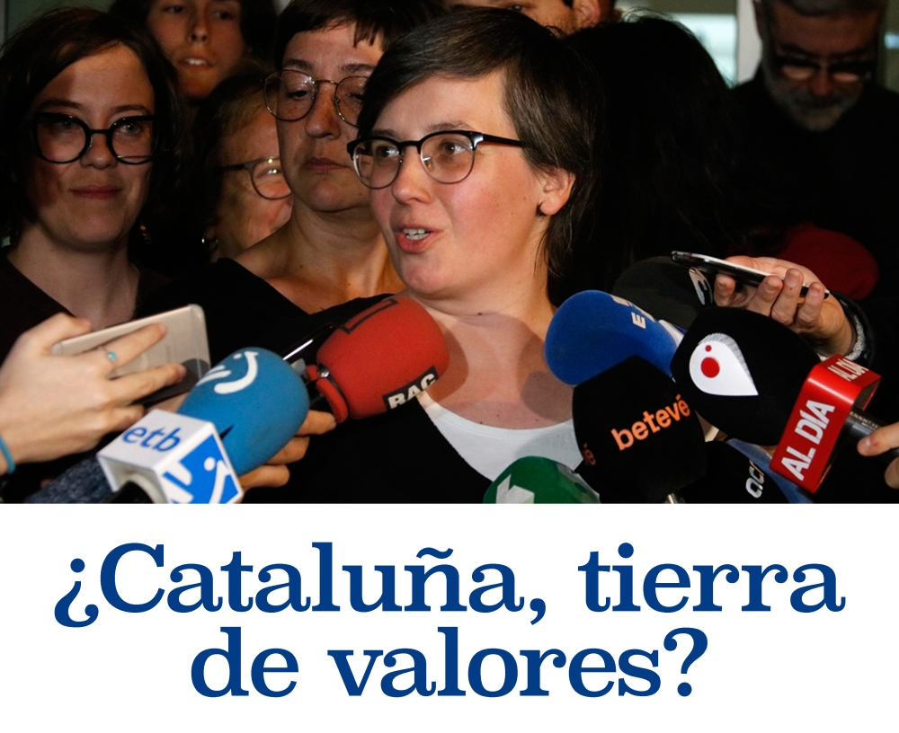 Cataluña valores- interior