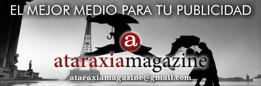 Publicidad Ataraxia magazine