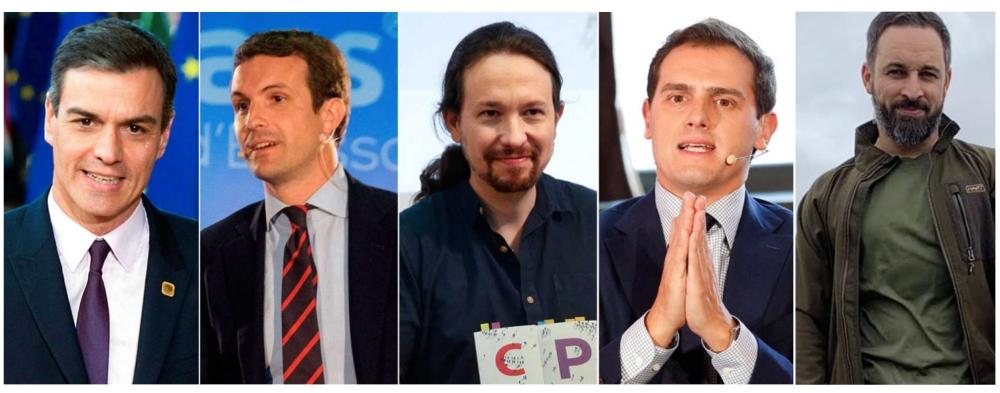 5 candidatos