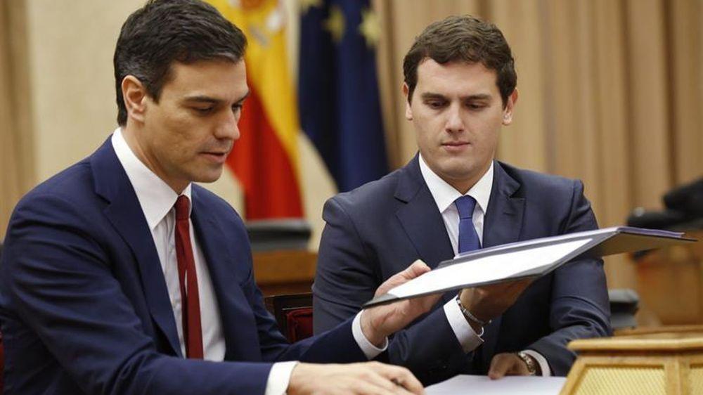 Acuerdo_PSOE-Ciudadanos-PSOE-Ciudadanos-Pedro_Sanchez-Albert_Rivera-Acuerdos_politicos-Investidura-Pactos_electorales-Espana_104750312_1609989_1706x960