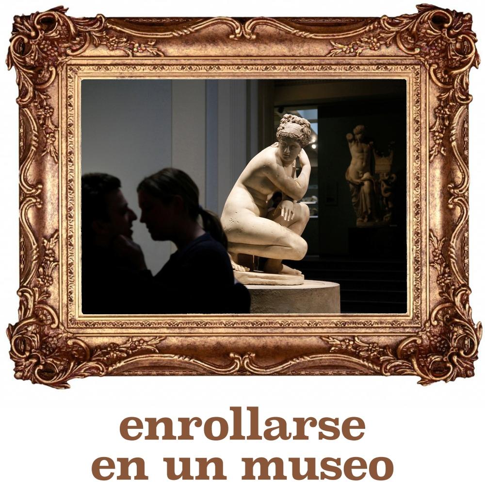 enrollarse museo-interior