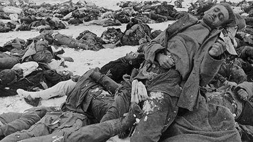 fotos del libro Stalingrado de Jochen Hellbeck