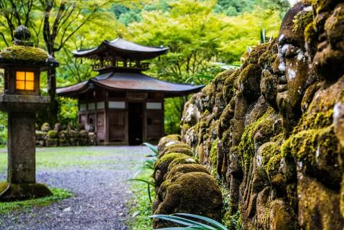Otagi-Nenbutsu-ji-Shrine
