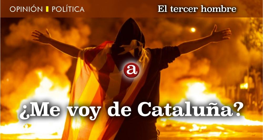Me voy de Cataluña