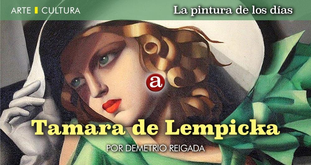 Tamara Lempicka-presentación