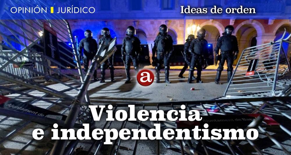 Violencia e independentismo