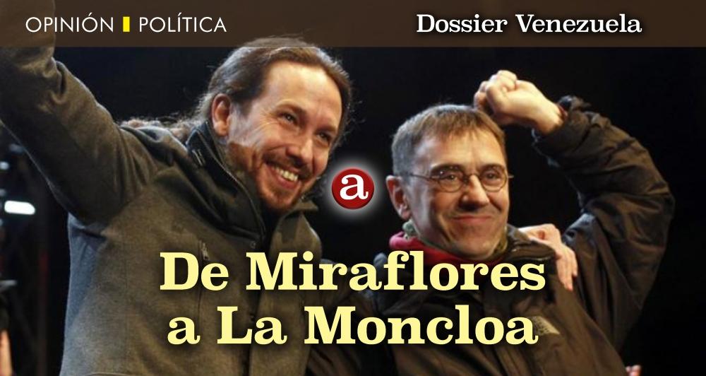 Miraflores a Moncloa