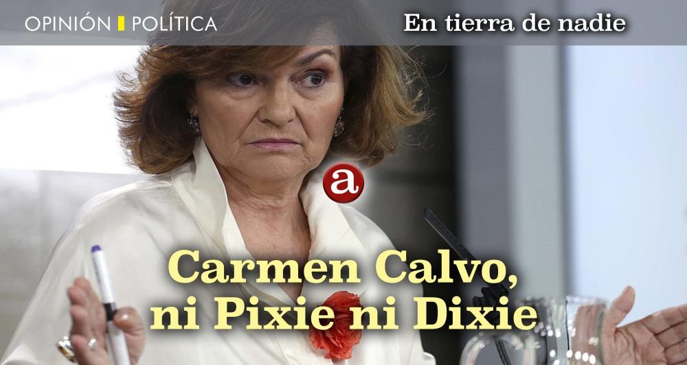 Calvo, Pixie, Dixie
