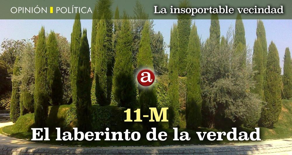 11-M El laberinto de la verdad