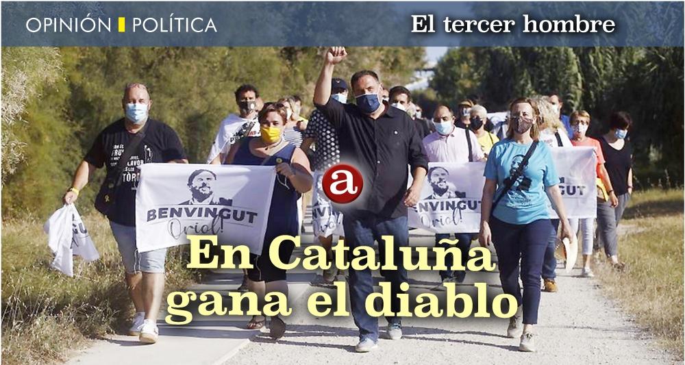 Cataluña gana el diablo