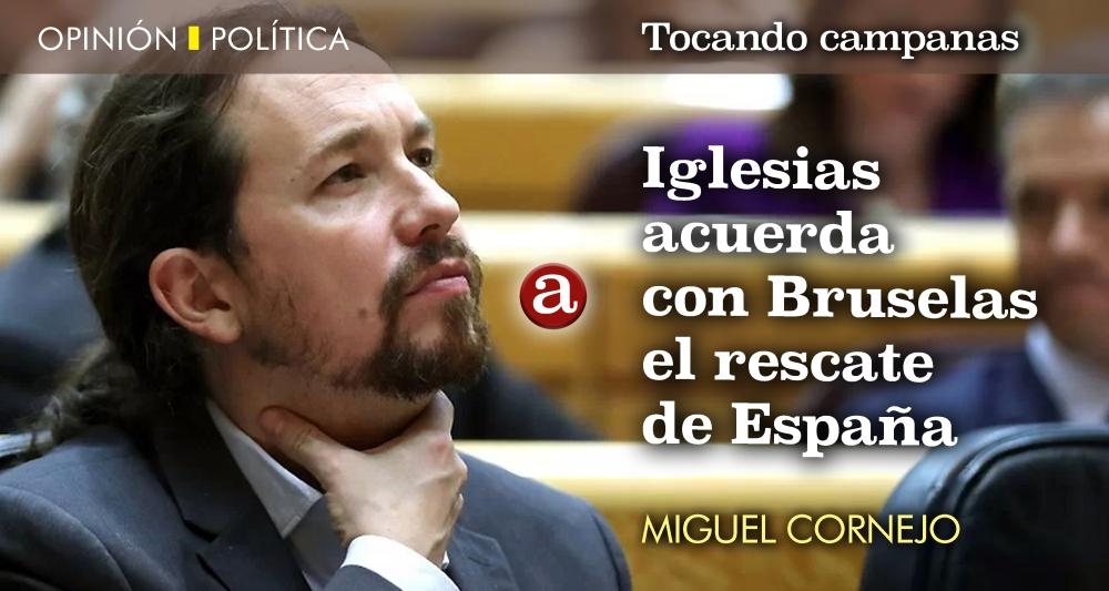Iglesias rescate España