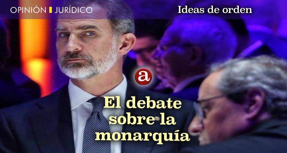 Debate monarquía